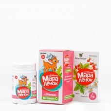 """Драже """"Алтайский маралёнок"""" с железом и витамином С"""