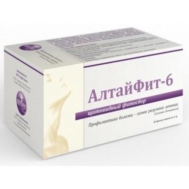 Алтайфит №6 «Щитовидный»