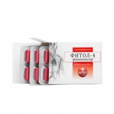 Фитол-4 Фитокапилар