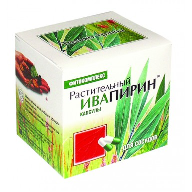 Фитокомплекс Ивапирин растительный